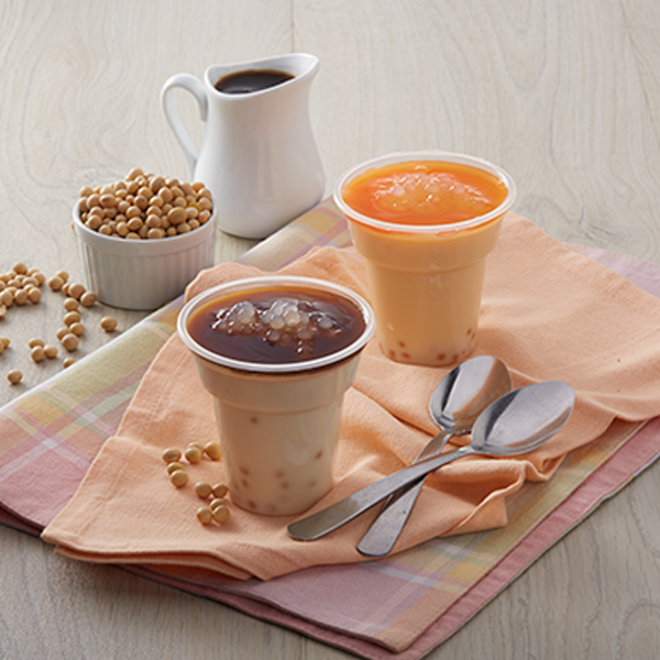 Chilled Taho – Melon and Classic