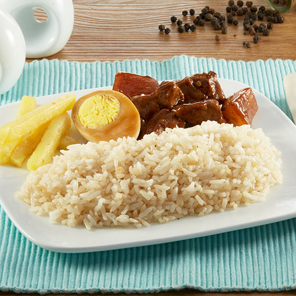 Adobo with Egg