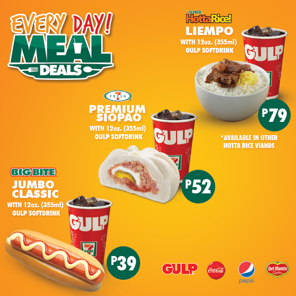 Every Day! Meal Deals