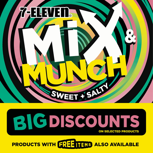 Mix and Munch Wave 1