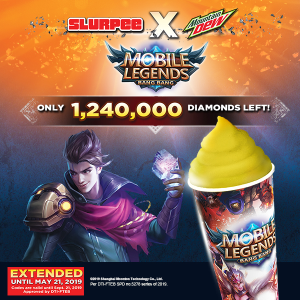 7-Eleven Philippines | Slurpee x Mountain Dew Mobile Legends