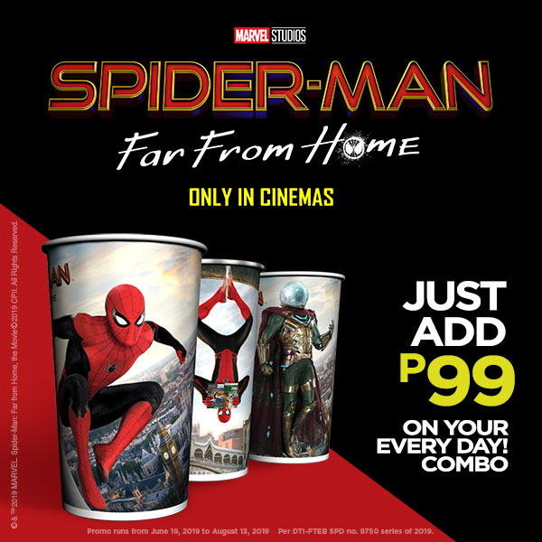 7-Eleven Philippines | GULP Every Day! Combos x Spiderman: Far From