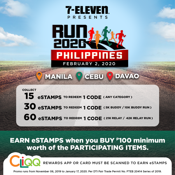 7-Eleven Run 2020: Earn Your Way to the Finish Line