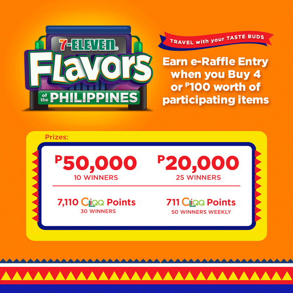 Flavors of the Philippines Winners